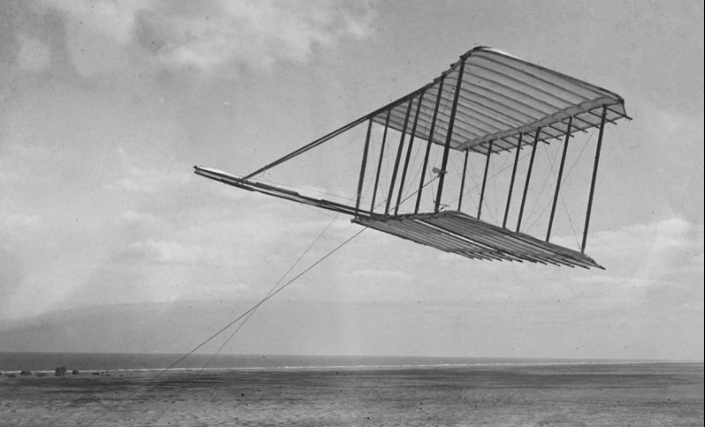 Wright Glider Unmanned